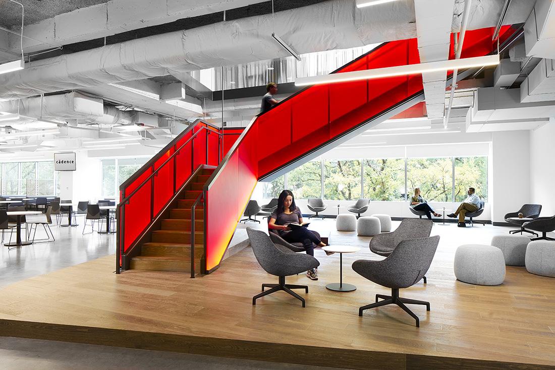 A Tour of Cadence's Sleek New Austin Office