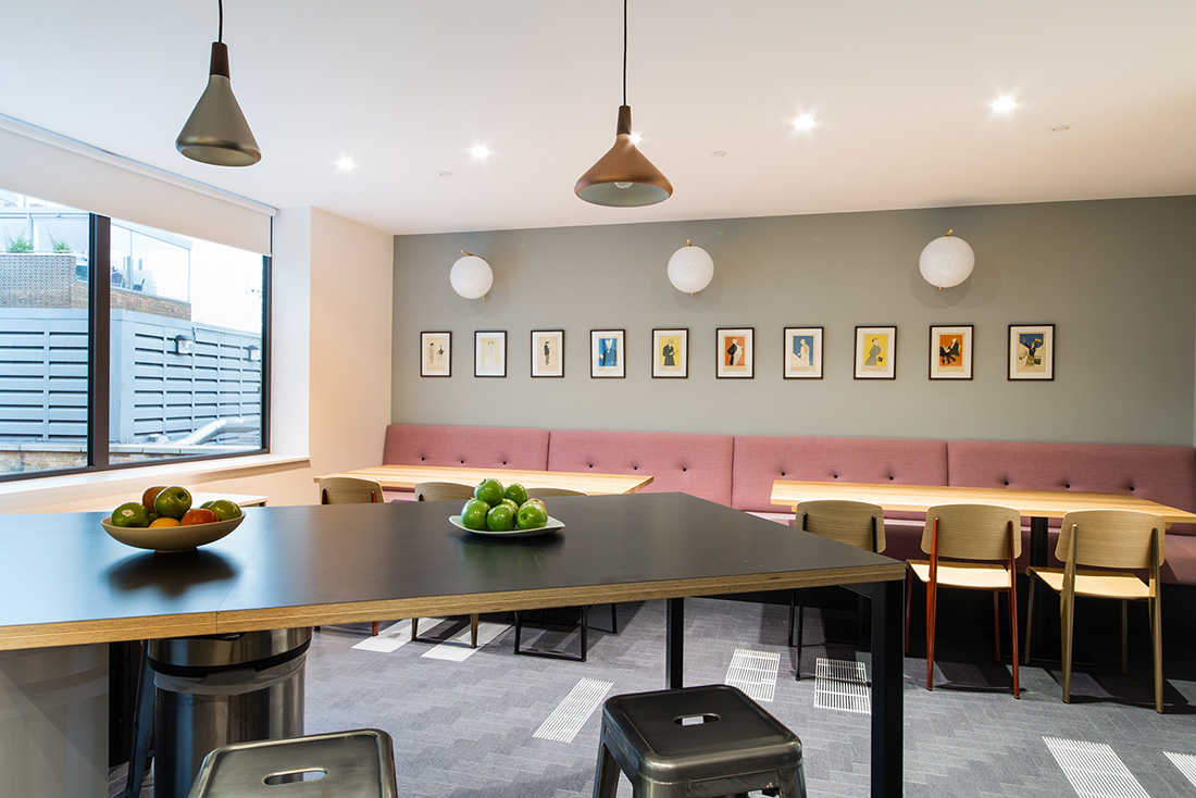 Inside the New Offices of D&D London