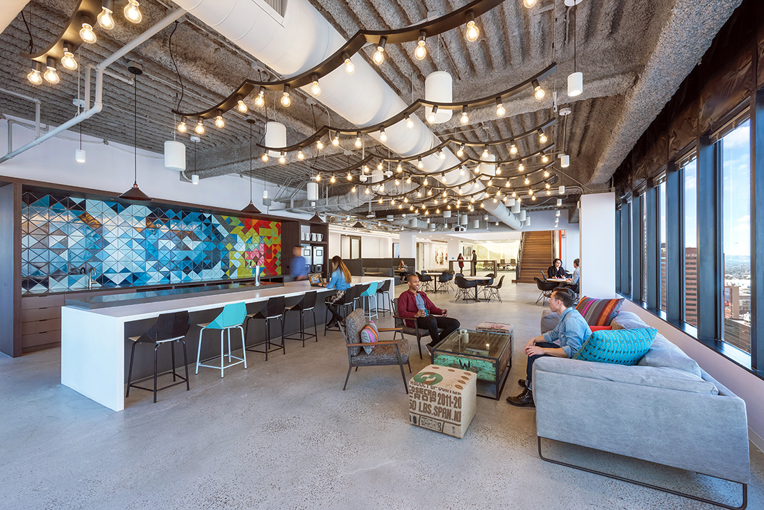 A Tour of DLR Group's New Los Angeles Office