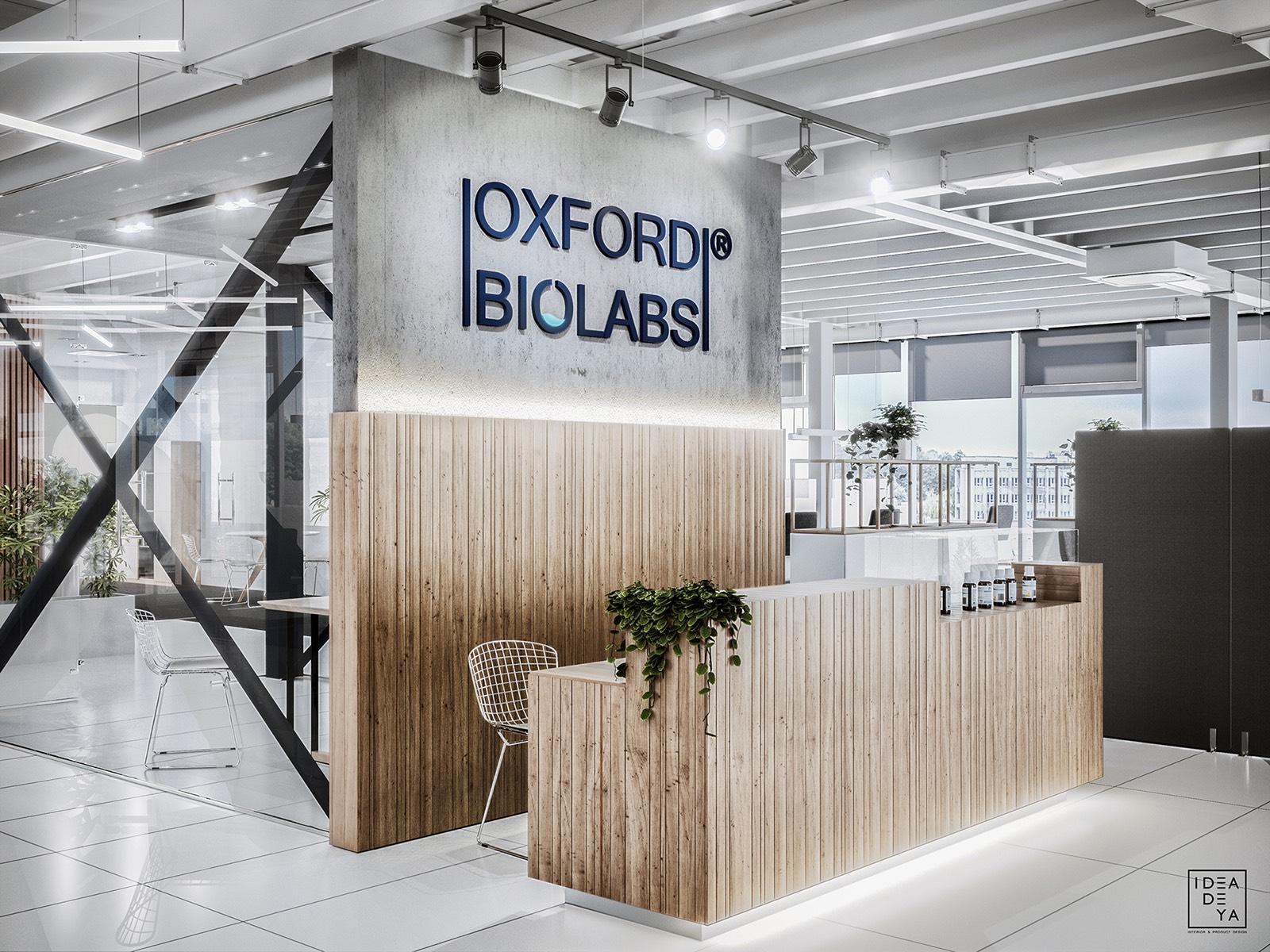 Inside Oxford Biolabs Contemporary Lviv Office Officelovin
