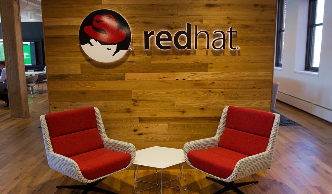 A Peek Inside Red Hat's New Boston Office