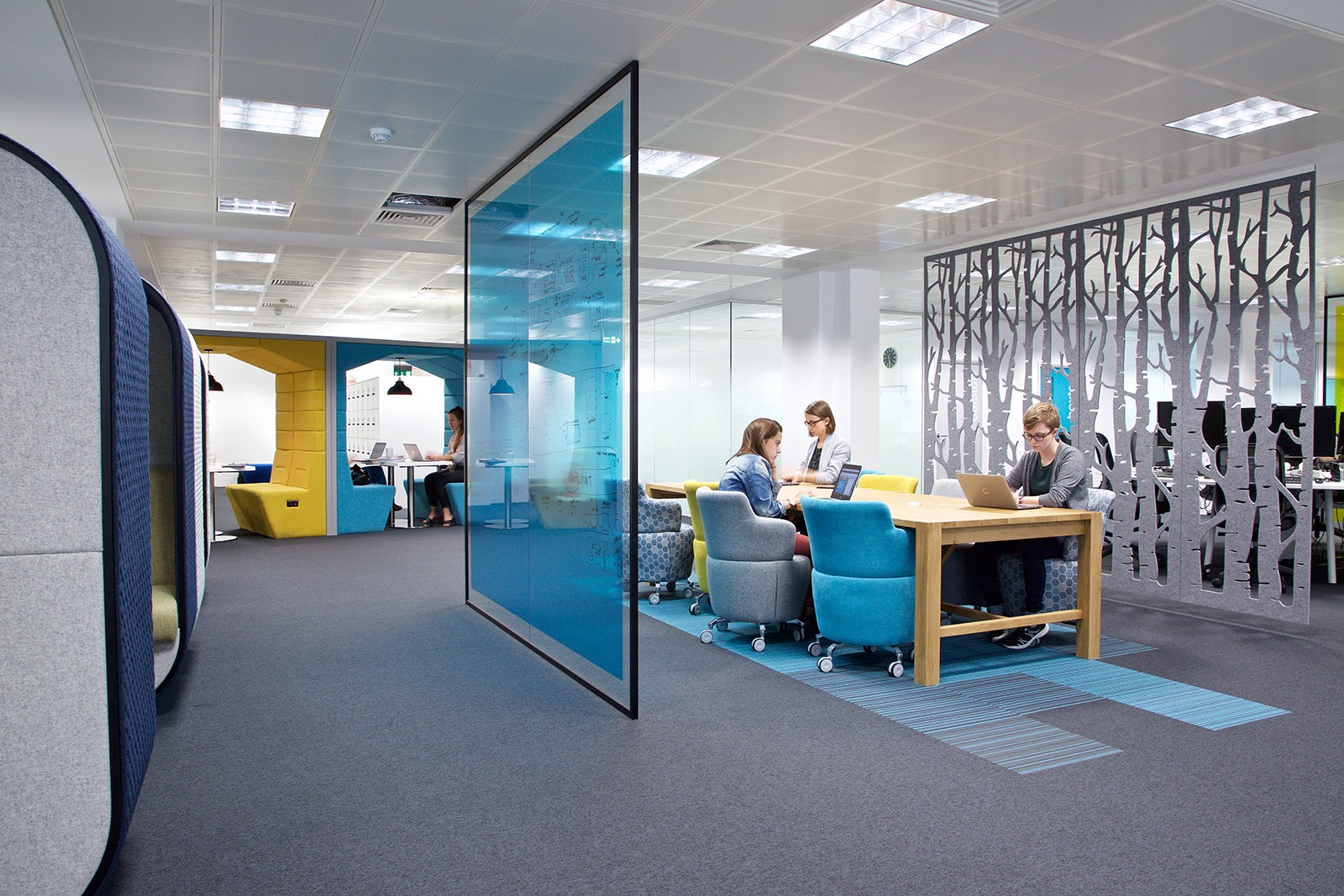 Inside Sage Publishing S New London Office Officelovin