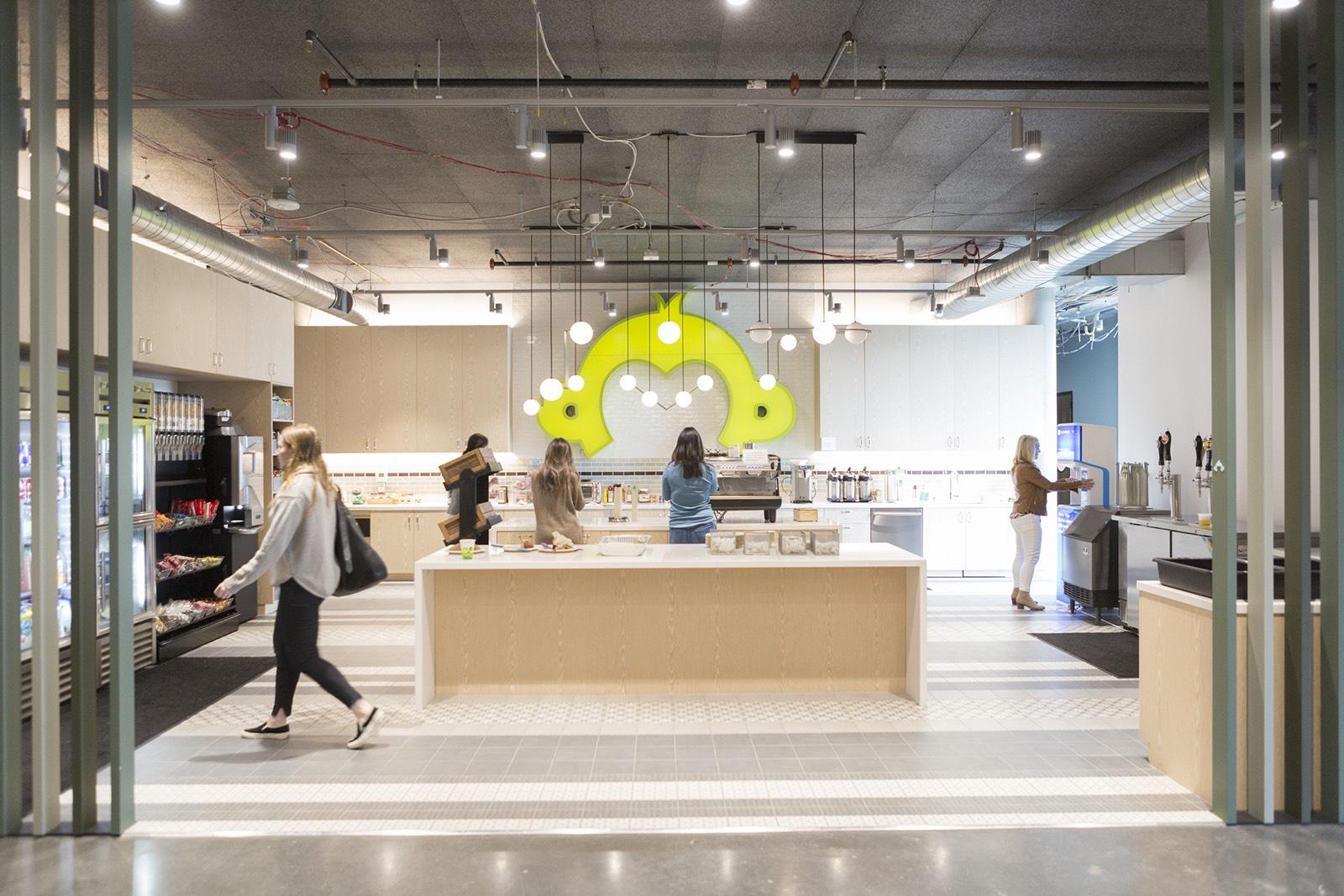 A Tour Of Surveymonkey S Brand New San Mateo Headquarters