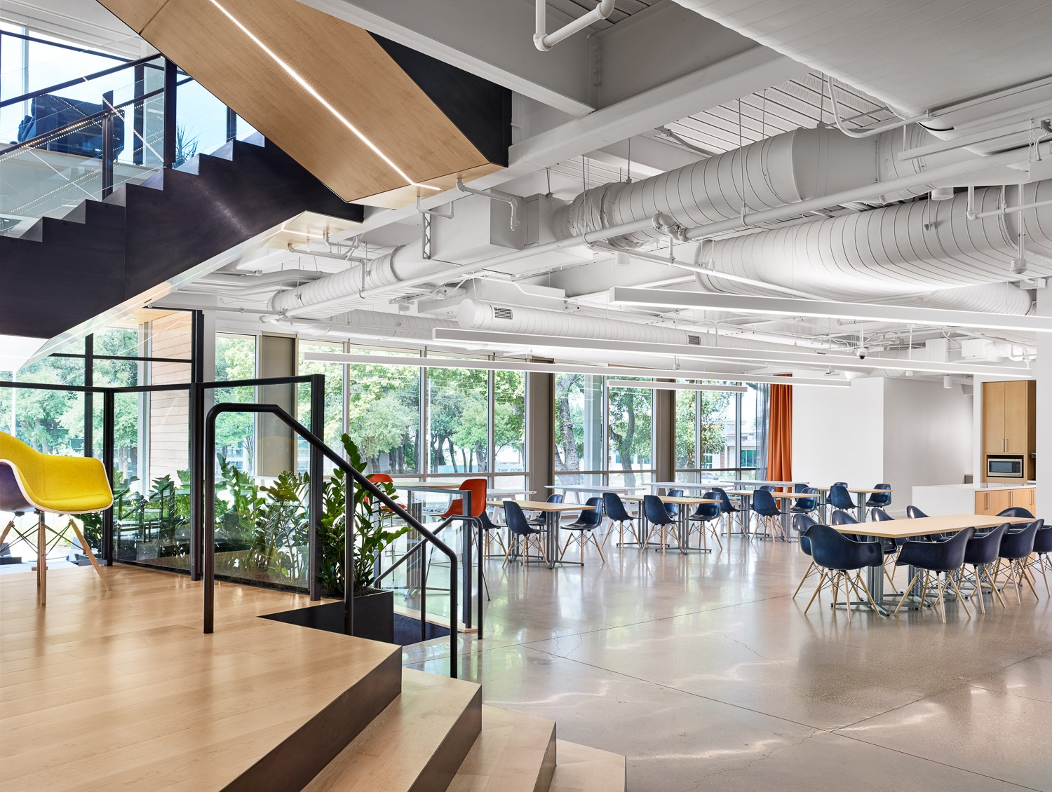 A Tour Of Trend Micro S Cool New Austin Office Officelovin