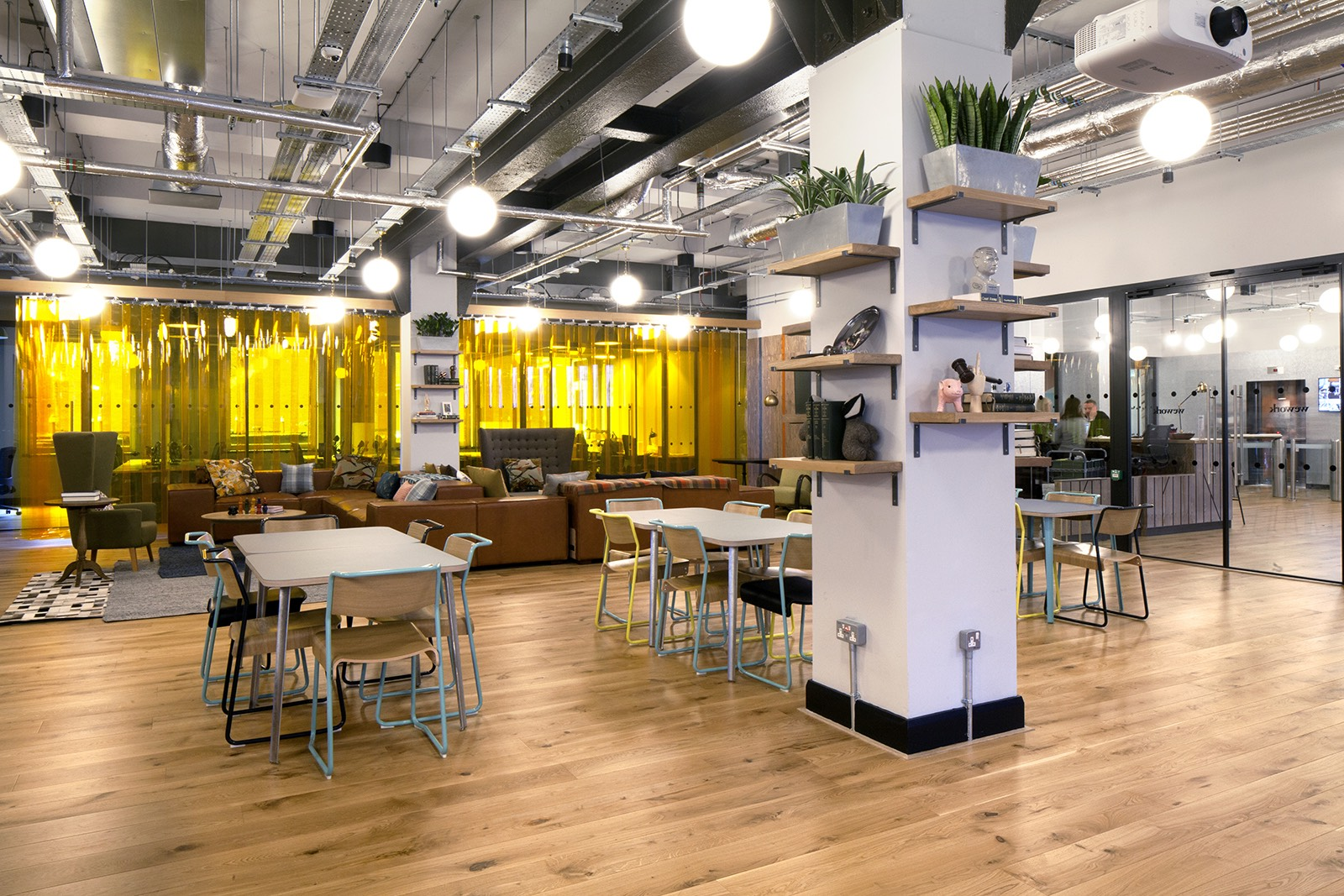 A Tour Of Wework Chancery Lane Officelovin