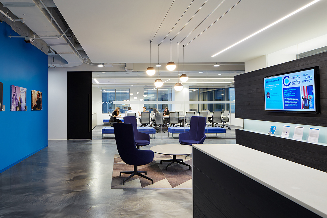 Inside CCGA's Modern Chicago Office