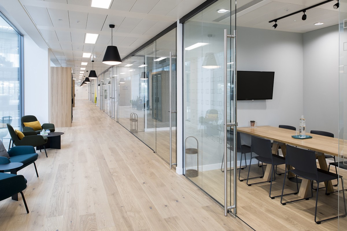 A Tour Of Central Working S Coworking Space Imperial