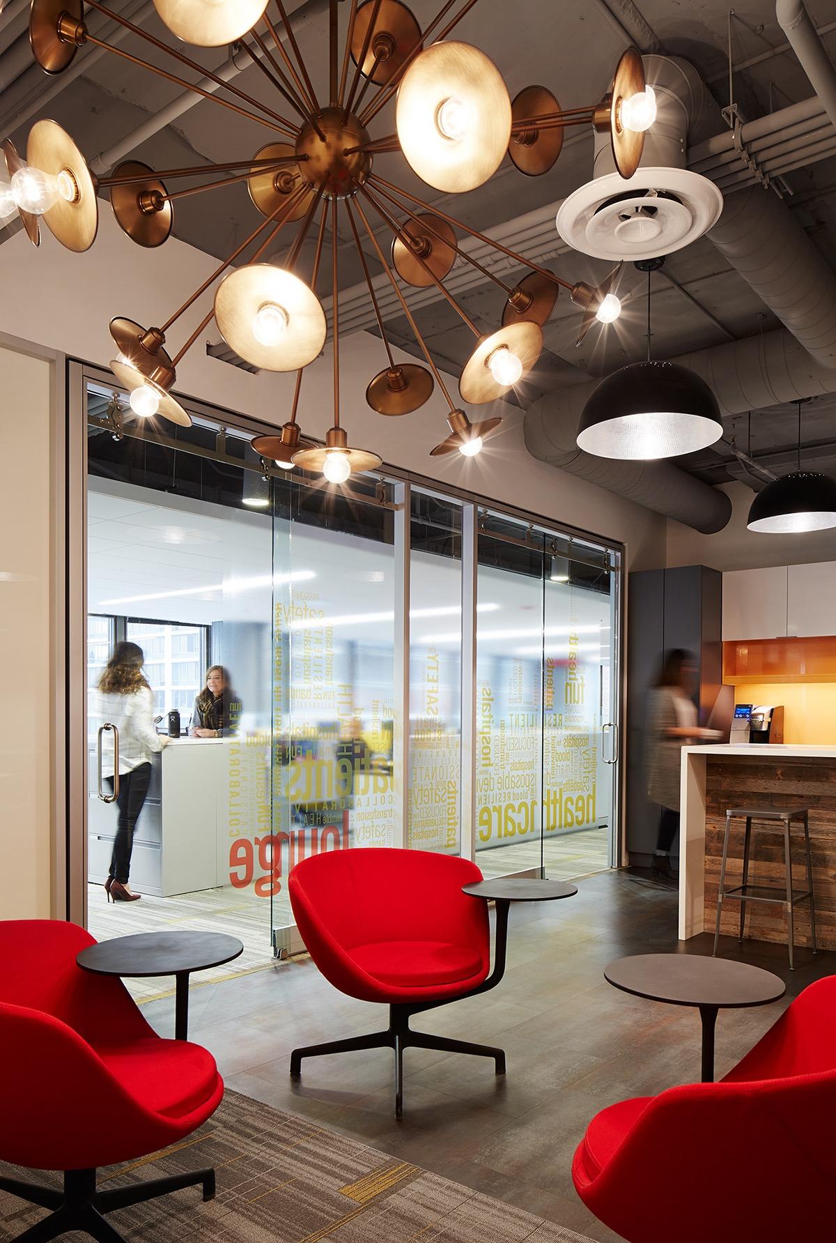 Inside Chicago Venture Partners Modern Chicago fice ficelovin