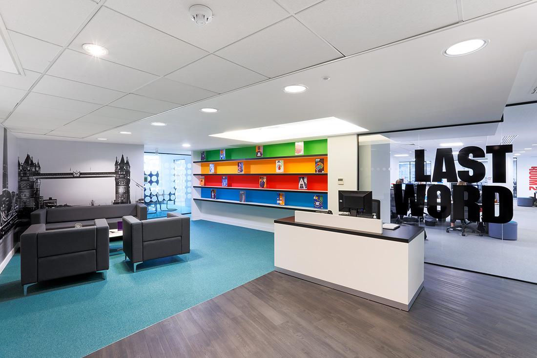 A Peek Inside Last Wordu0027s London Office