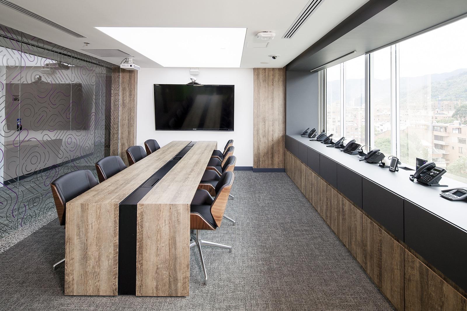 a tour of microsoft u2019s modern bogota office