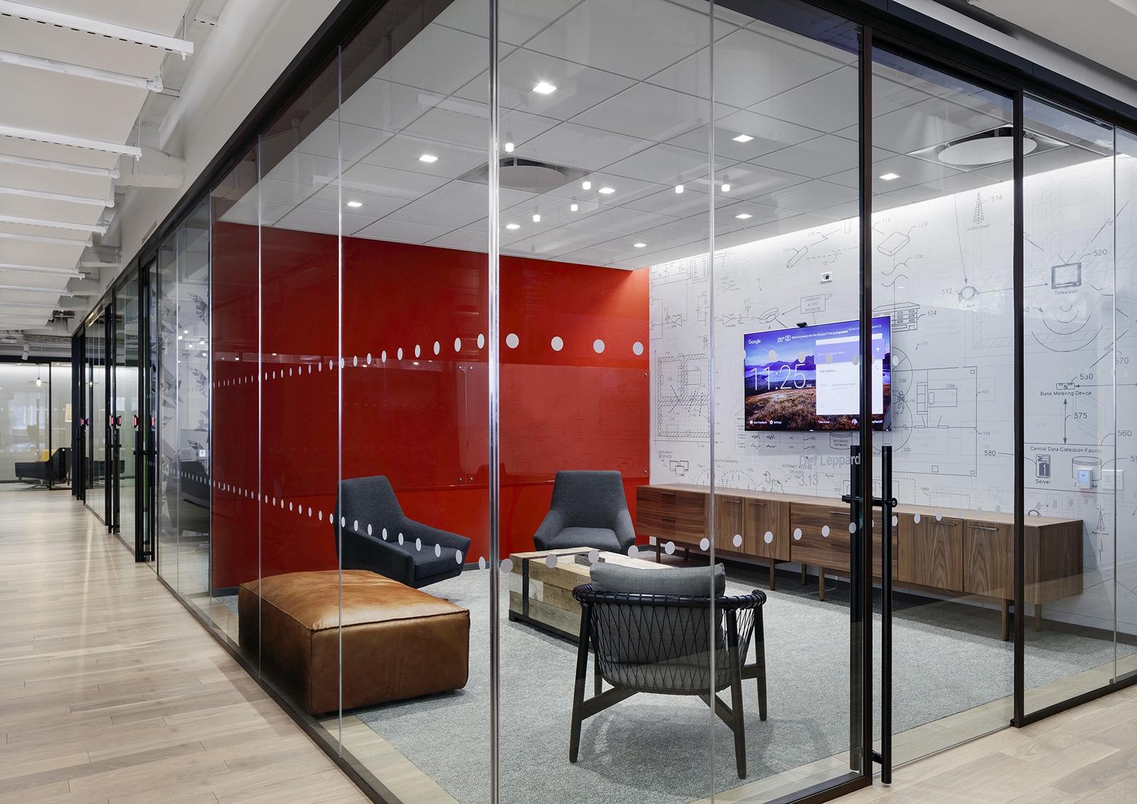 Inside Nielsen S Cool New Nyc Technology Hub Officelovin