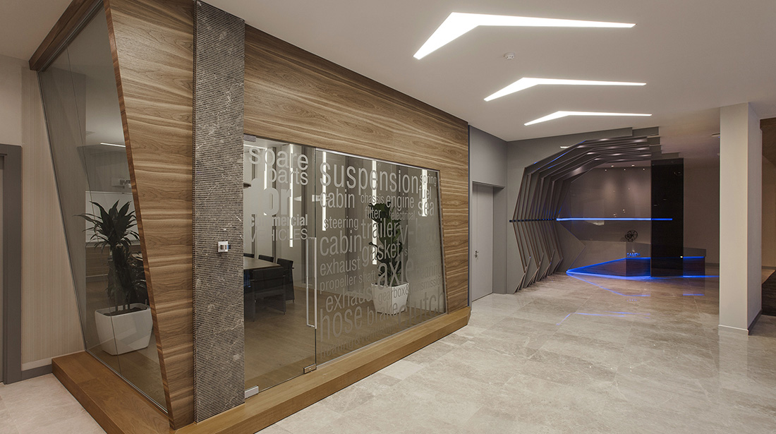 Inside Sampa Automotive's New Headquarters