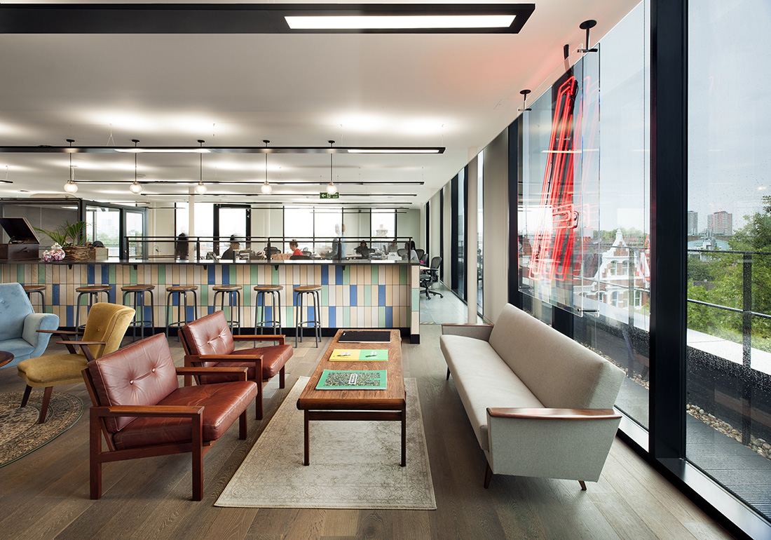 A Tour of Anomaly's Sleek New London Office