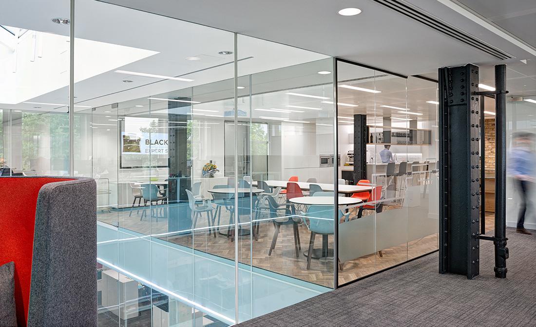 Inside Blackrock Expert Services' New London Office