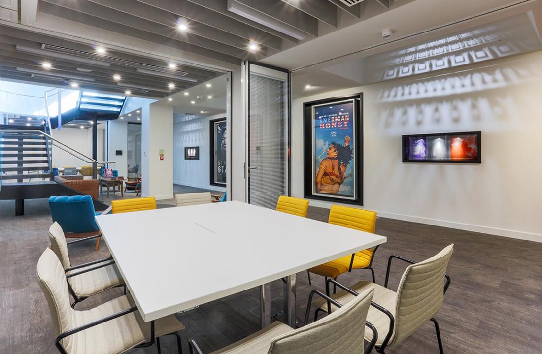 Inside British Film Institute's Cool New London Office