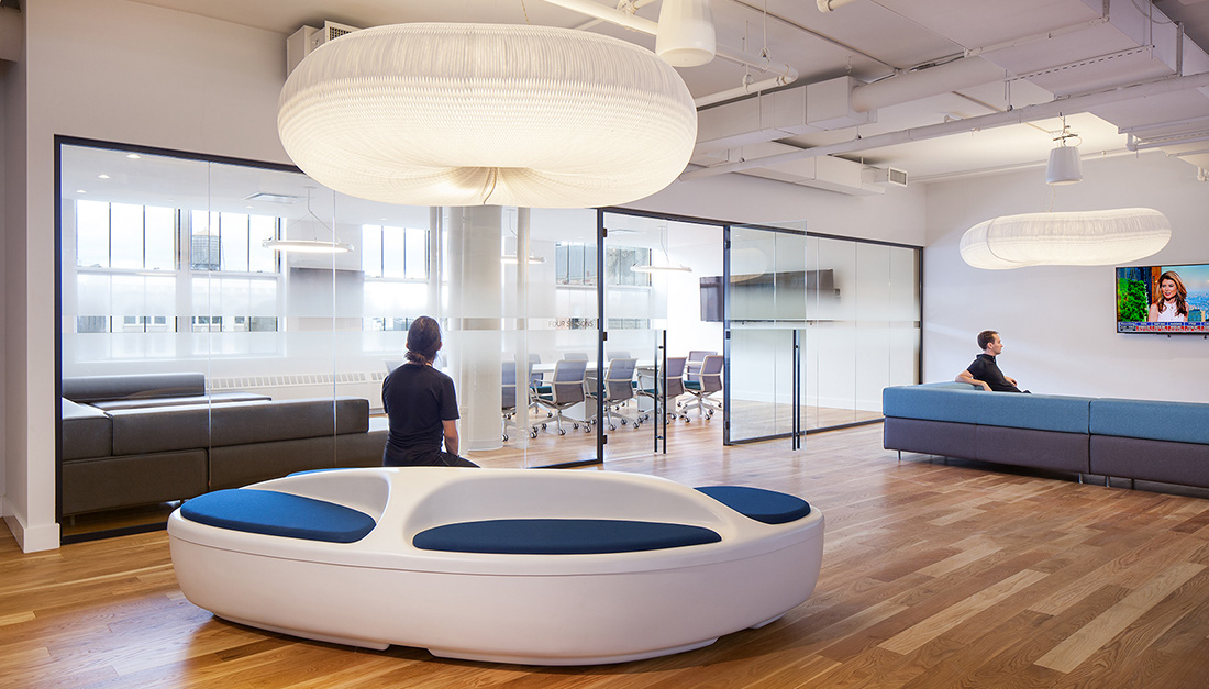 Inside Grovo's Elegant New NYC Office