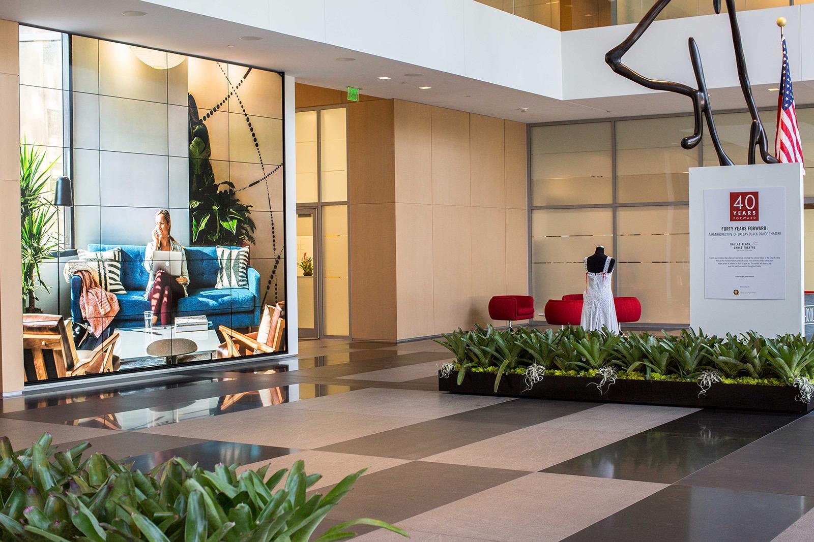Lobby Reception ...