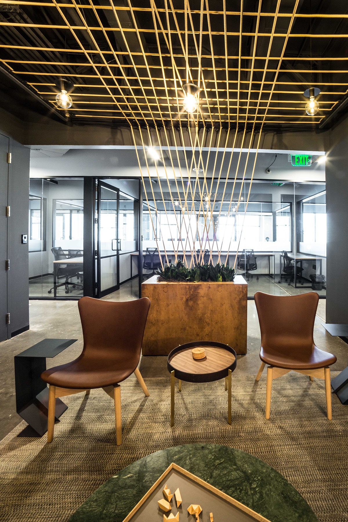 A Tour Of Industrious New Dallas Coworking Space
