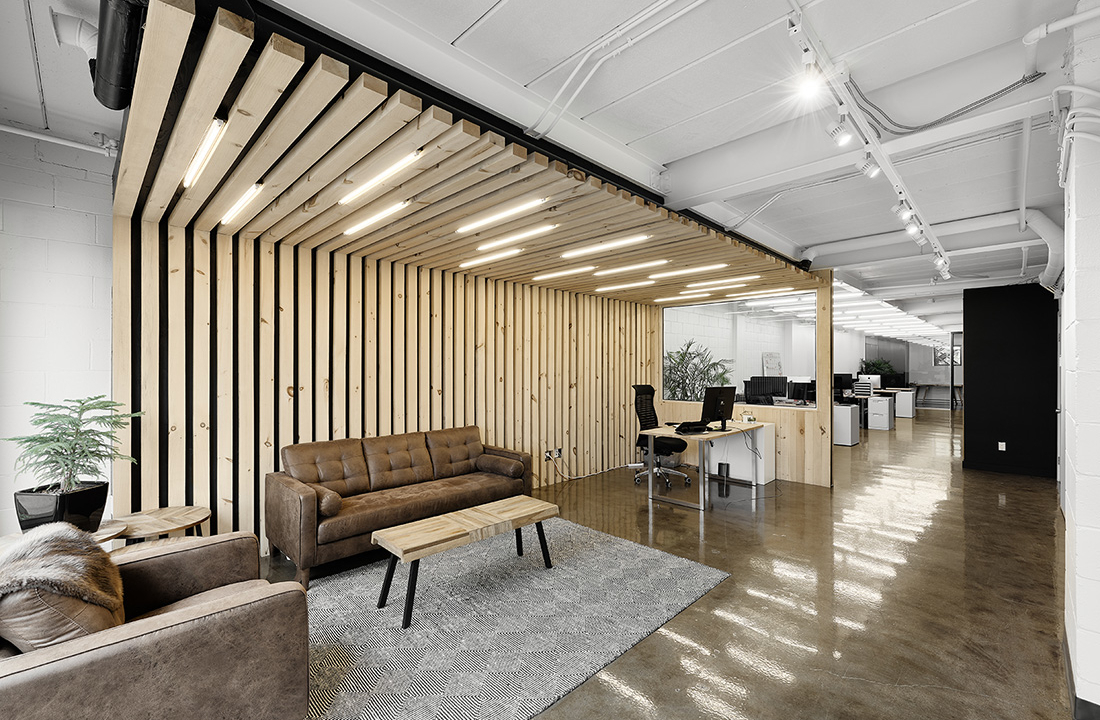 Inside Agence Masse's Sleek New Quebec Office