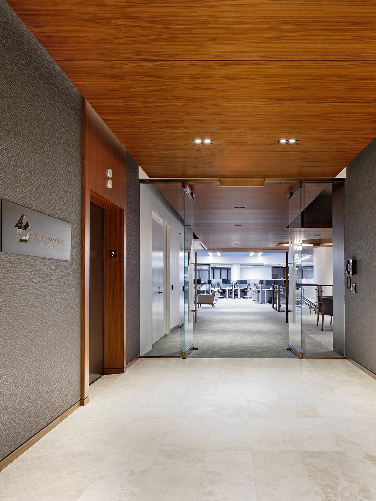 Inside Federal Home Loan Bank S Elegant Nyc Office