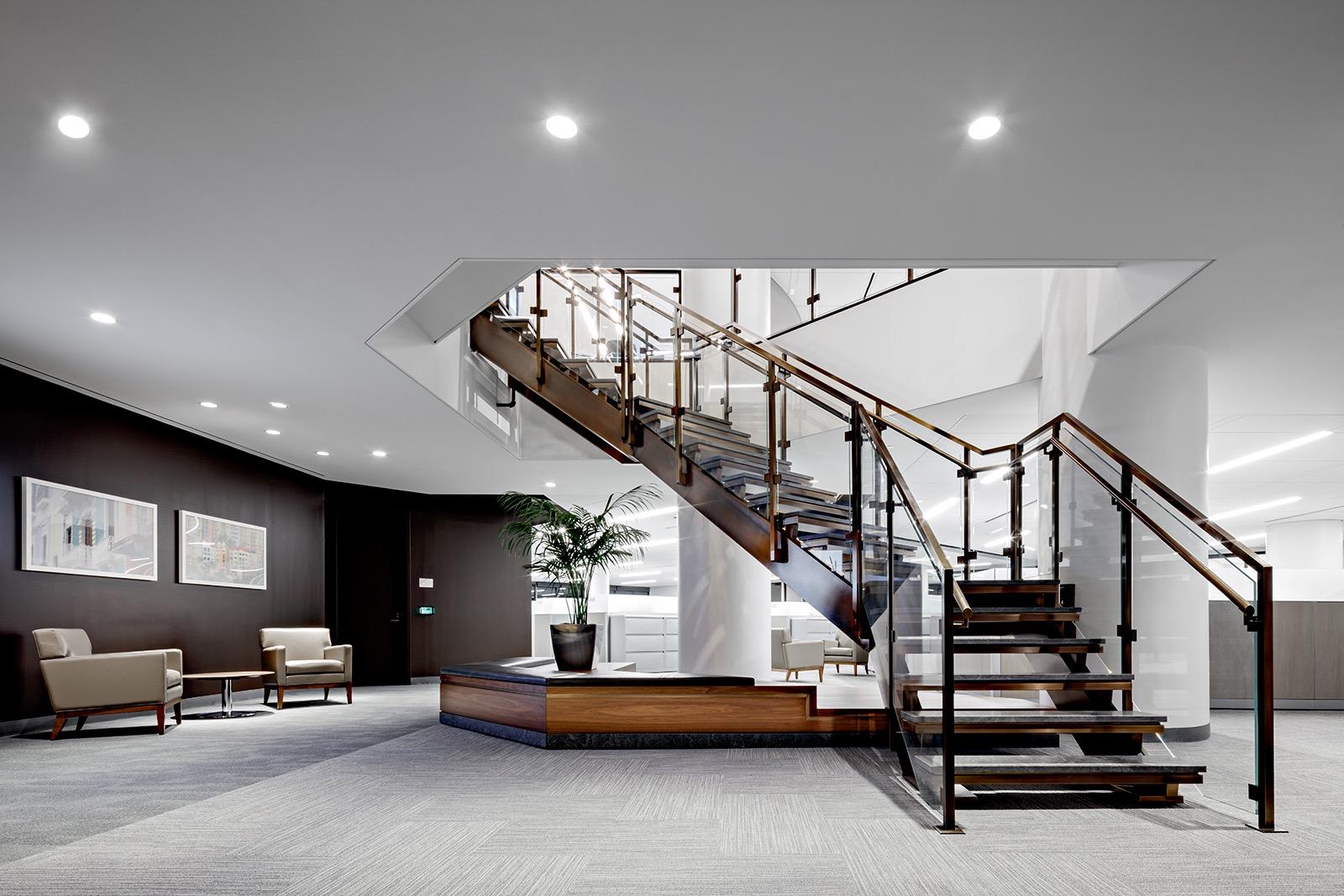 Inside Federal Home Loan Bank\'s Elegant NYC Office - Officelovin\'