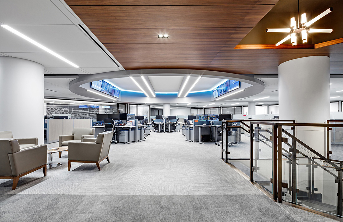 Inside Federal Home Loan Bank's Elegant NYC Office