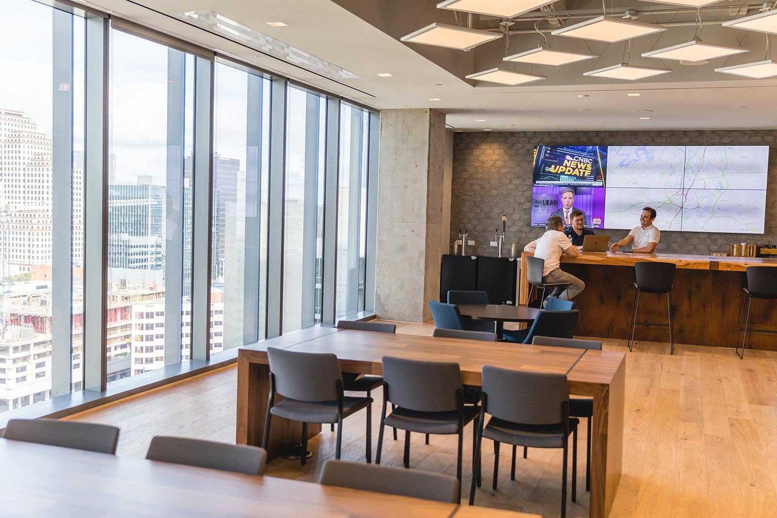 Austin Coworking Space Meeting Room