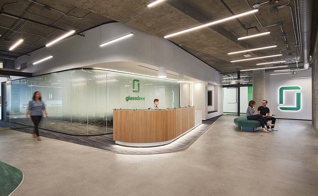 A Tour of Glassdoor's Sleek New Chicago Office
