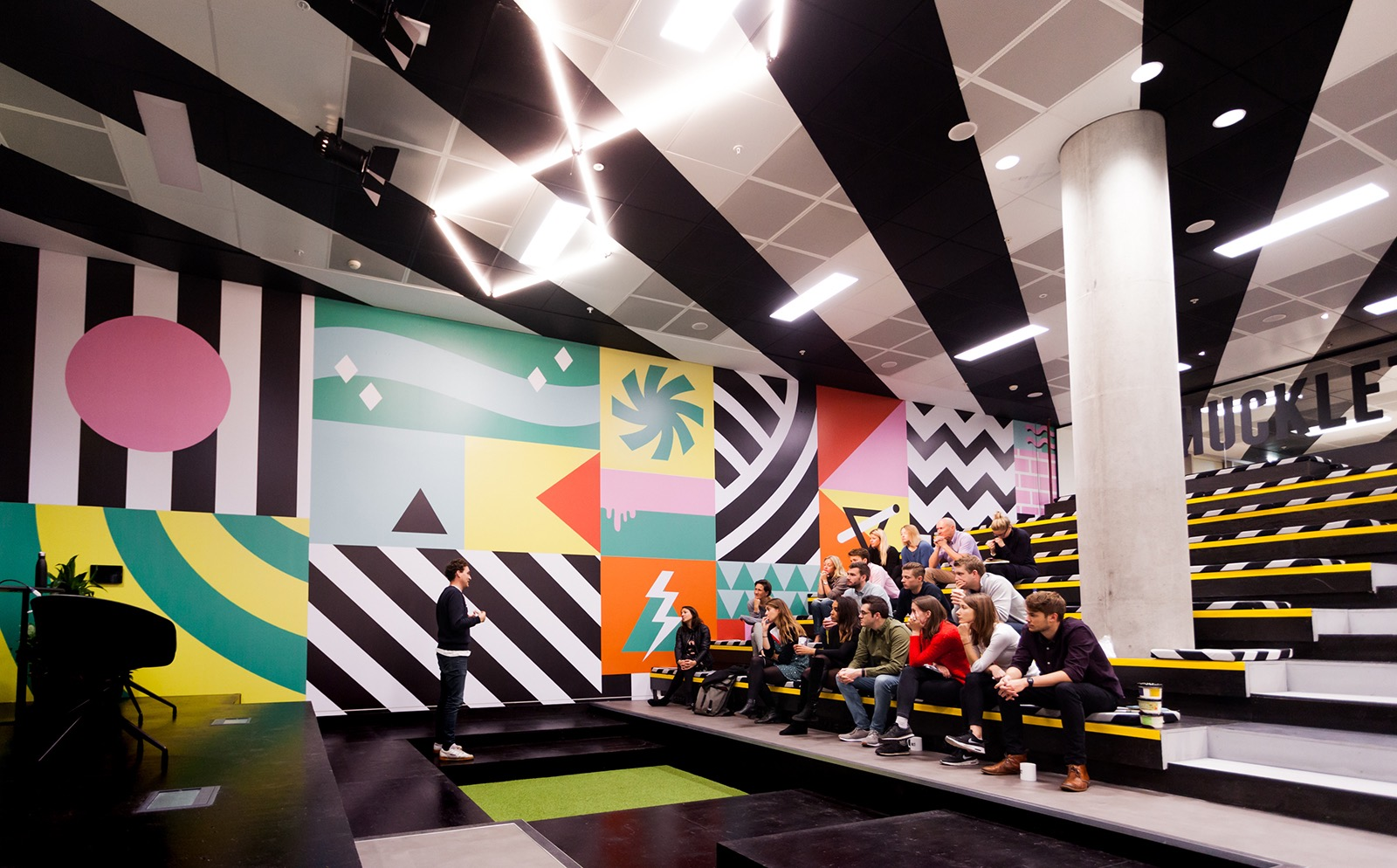 A Tour Of Huckletree West S Coworking Space Officelovin