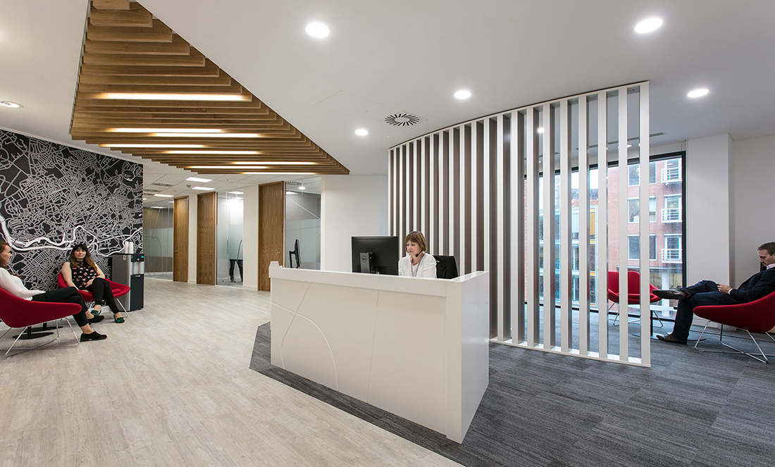A Peek Inside Jordans Solicitors' New Bristol Office