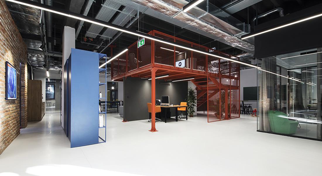 Inside kofein s super sleek zagreb office officelovin 39 for Design office zagreb