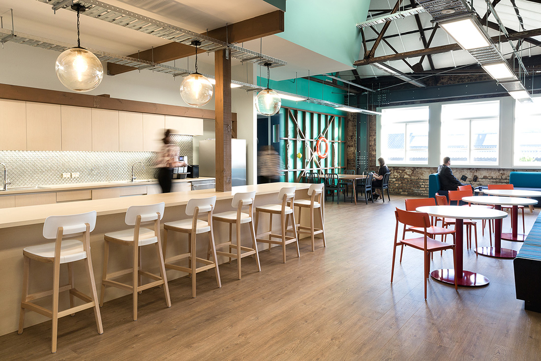 A Tour of Sanford's New Auckland Office