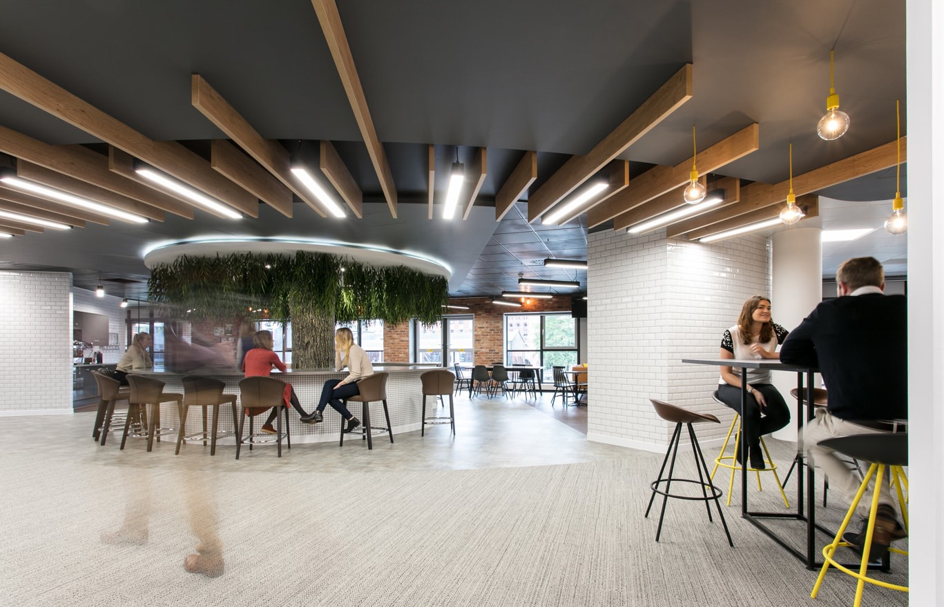 A peek inside sunlife s cool new bristol headquarters for Office design bristol