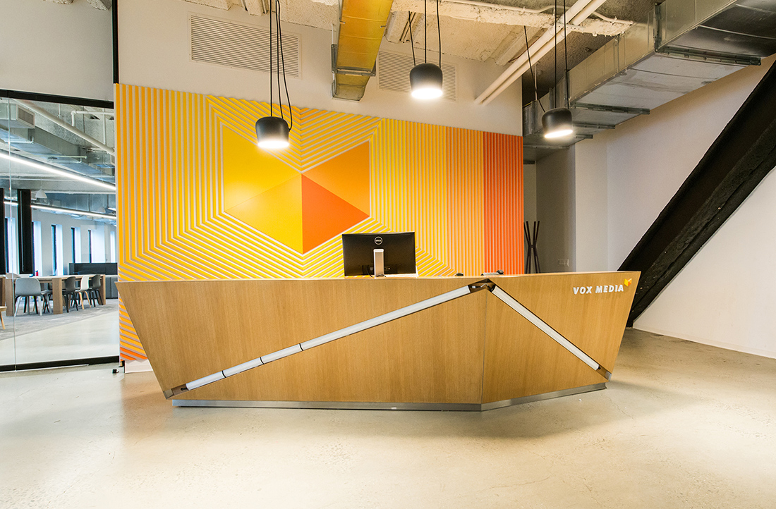 A Tour of Vox Media's Sleek New NYC Office
