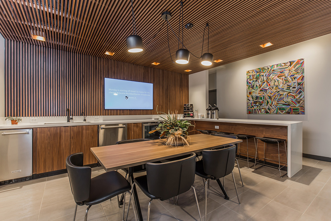 Inside Coldwell Banker Caine's New Greenville Office