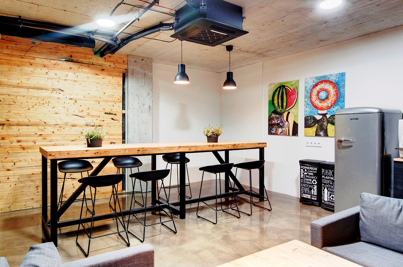 A Look Inside Partizanas Super Cool Vilnius Office Officelovin