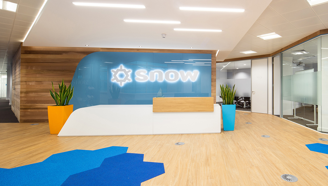 A Peek Inside Snow Software's Office in Bracknell
