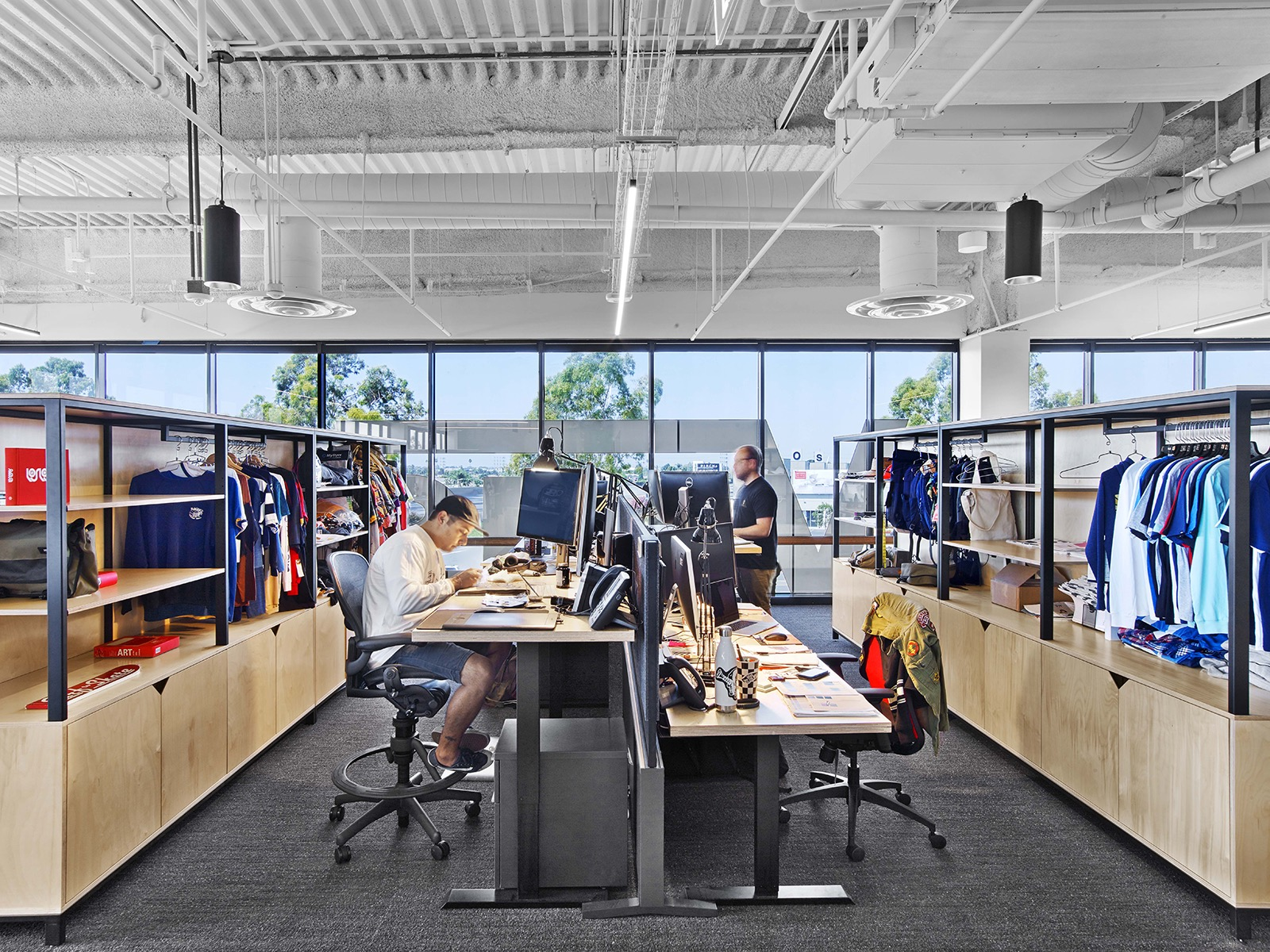 56c93ba25126d0 A Tour of Vans  Super Cool Costa Mesa Headquarters - Officelovin