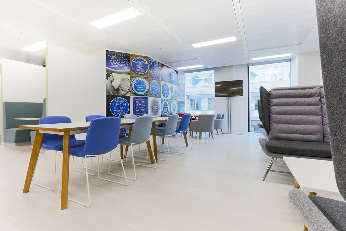 A Look Inside English Heritage's New London Office