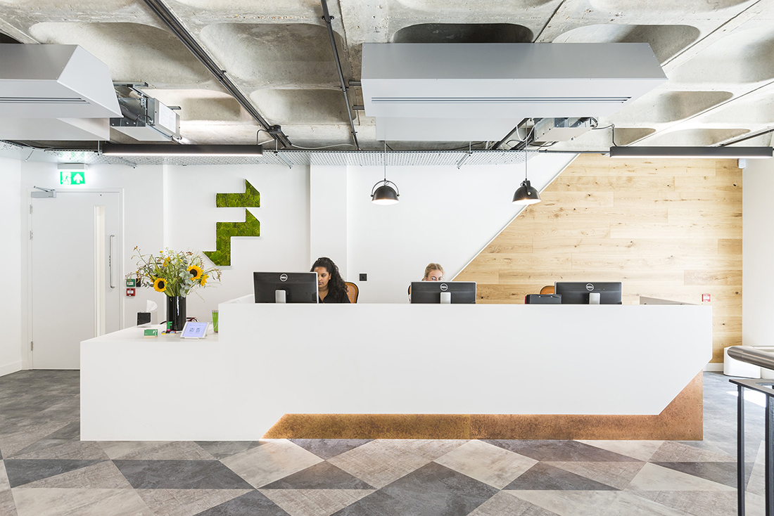 A Look Inside Foolproof's London Office