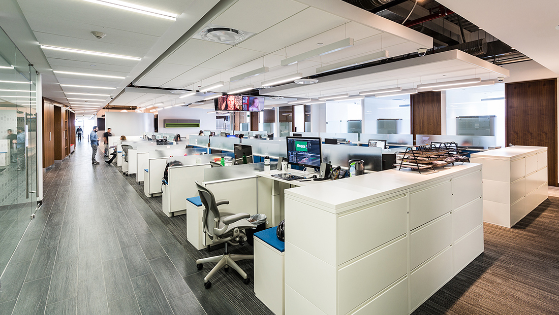 A Peek Inside HBO's Mexico City Office