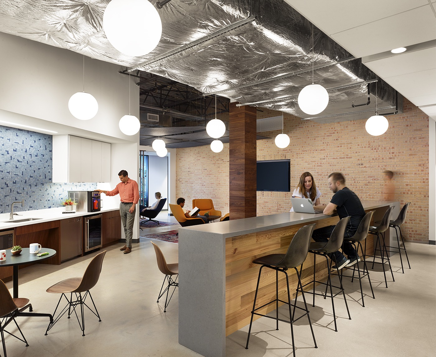 Inside The New Offices Of Informatica In Austin Officelovin