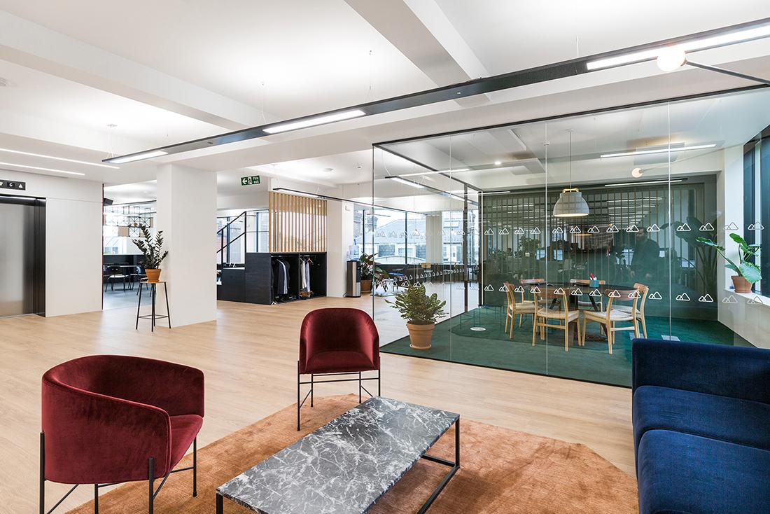 An Inside Look at Peakon's Stylish London Office
