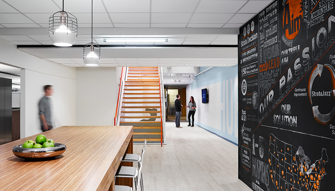 A Tour of Strata Decision Technology's Cool New Chicago Office