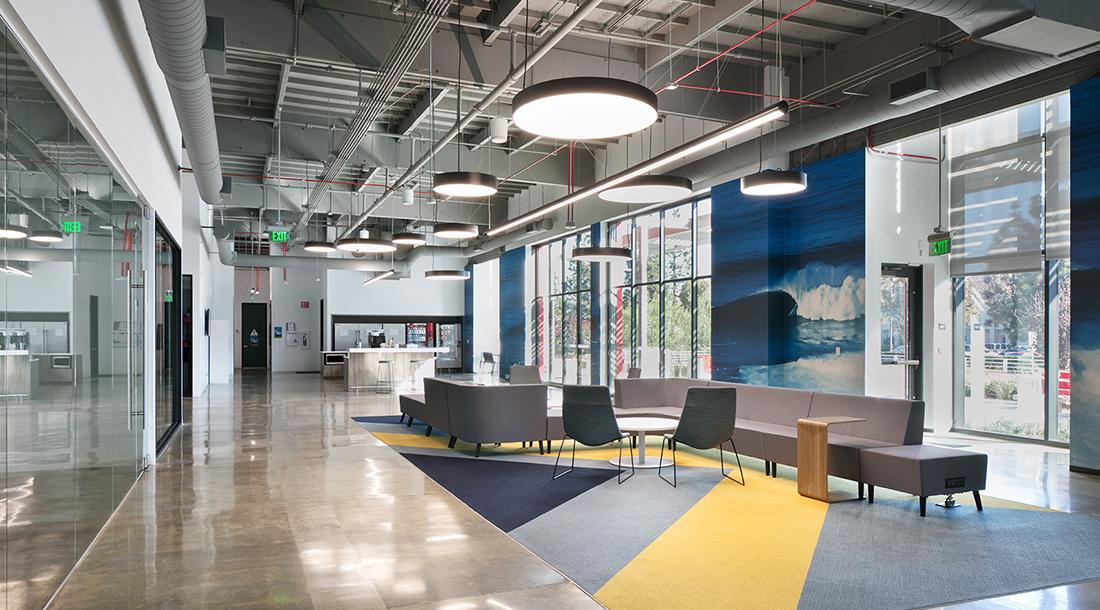 A Peek Inside TEN's New El Segundo Office