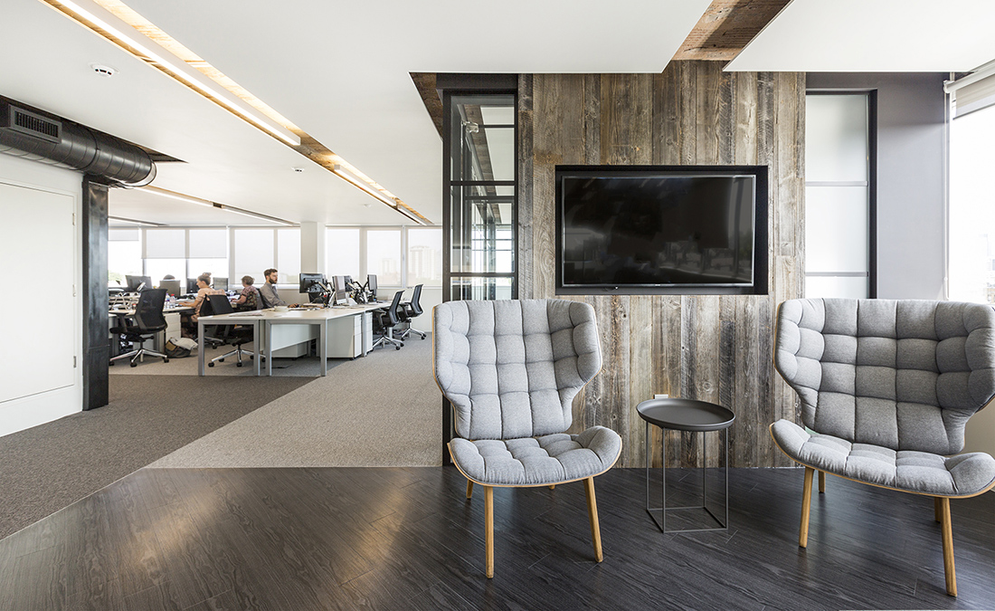 A Look Inside Adgenda/Space and Time's London Office