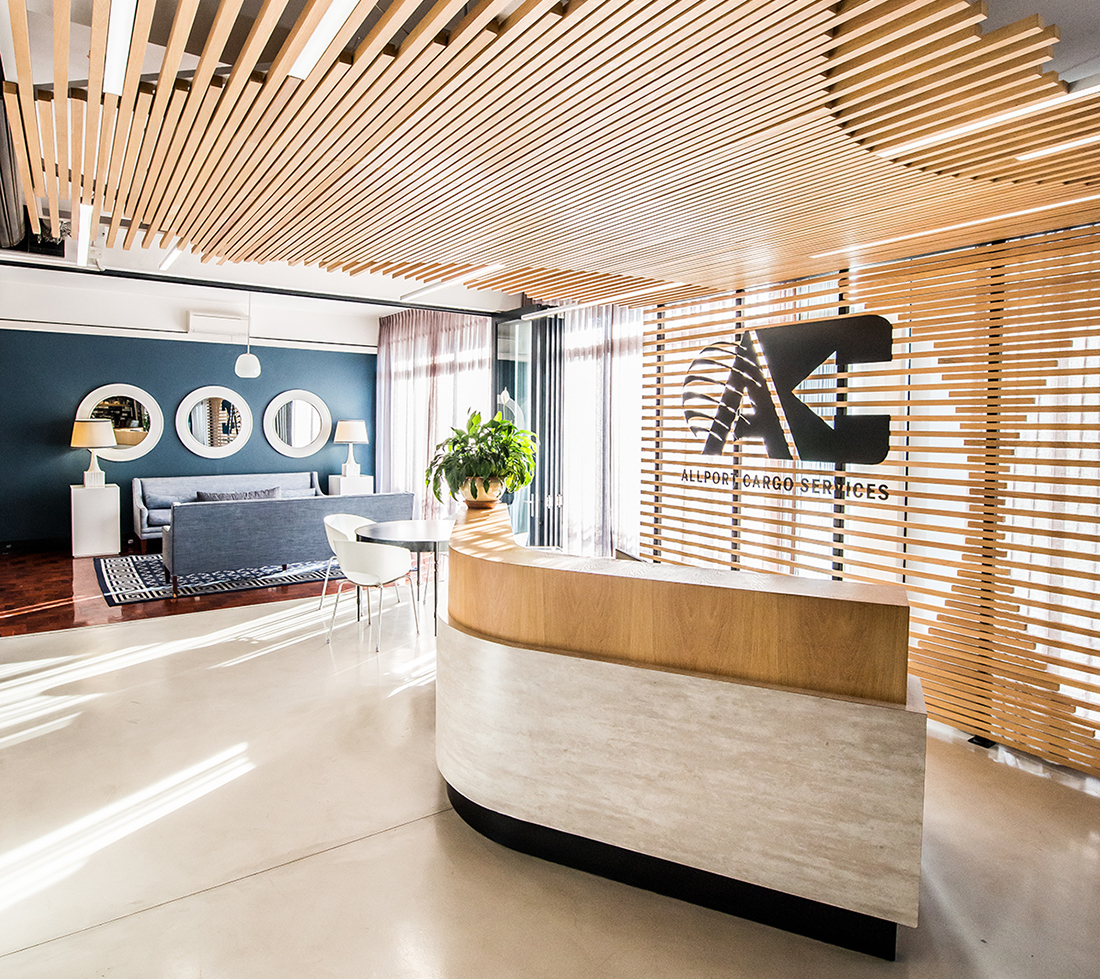 Inside Allport Cargo Services' Cape Town Office