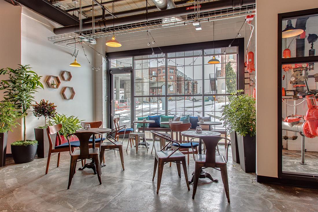 A Look Inside Baker's New Denver Office