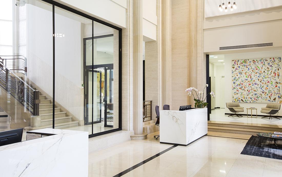 A Tour of Bredin Prat's Elegant Paris Office