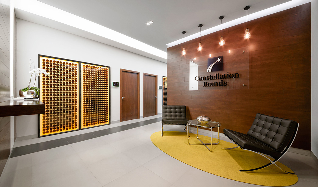 A Look Inside Constellation Brands' Mexico City Office